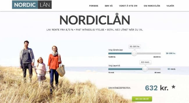 Thorn Norge Finans AS